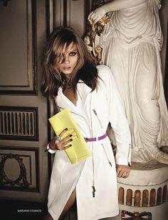 Anna Selezneva for Vogue Russia June 2011 by Mariano Vivanco