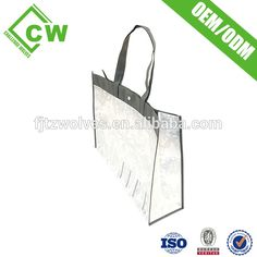 durable and reusable non woven shopping bag