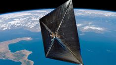 Solar sails may become the go-to technology for transporting cargo in space.