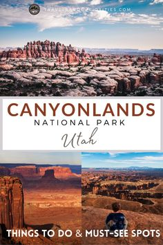 A first-timers guide for things to do in Canyonlands National Park, including the most amazing sights and hidden gems within Island in the Sky, The Needles, and The Maze districts. canyonlands national park | canyonlands national park photography | the needles canyonlands | canyonlands national park with kids canyonlands national park hiking | canyonlands national park one day | best things to do in canyonlands