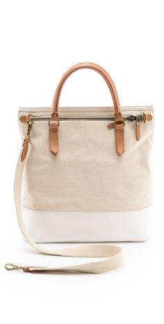 Canvas tote by Madewell
