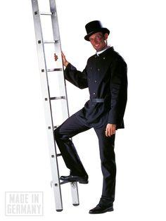 Schornsteinfeger (Glücksbringer?) #Kostüm für Herren!   Kategorie: Karnevalskostüme Klassiker. Retro Outfits und Verkleidungen für die Fünfte Jahreszeit!  #Fasching #Fasnacht #Karneval