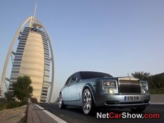 Rolls-Royce 102EX Electric Concept picture # 04 of 80, Front Angle, MY 2011, size: 1024x768