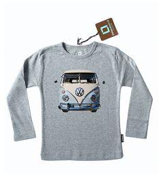 Pimp-Studio   Strijkapplicatie Volkswagen Bus Voorkant