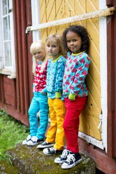 Maxomorra Twill pants unisex...allemaal broekjes :) www.degroenekapoen.be