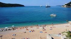 Lokrum Island Croatia Tourism, Croatia Travel, Lokrum Island, Lots Of People, Dubrovnik, Where To Go, Geography, Places To Travel, Travel Guide