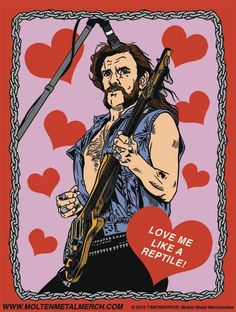 heavy metal heroes valentines day cards 4