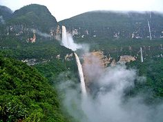 Gocta Cataracts - Top 10 breathtaking waterfalls in  the world #CheapflightsGG