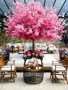 65 ideas for garden wedding reception tables trees In order to have a great Modern Garden Decoration, it's … Wedding Reception Tables, Reception Decorations, Event Decor, Reception Ideas, Tree Decorations, Wedding Venues, Wedding Photos, Tree Wedding, Wedding Flowers