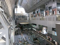 Kyoto station guide. How to transfer among Shinkansen, Kintetsu, Subway and JR local trains. | Japan Rail Pass and rail travel in Japan complete guide - JPRail.com