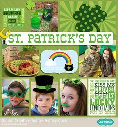 Snap Click Supply Co. - St. Patrick's Day Collection, $5.99 (http://www.snapclicksupply.com/st-patricks-day-collection/)