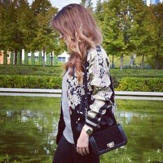 Good morning!! New post Sport Orient Flowers!! Happy Monday!! http://www.theprincessinblack.com #fashionblog #lookoftheday #lookbook #outfit #itgirl #toppic #instagrampic #bestpic #streetstyle #beauty #happy #followme #havefun #instagramlikes #blogger #blog #blogmoda #glamour #look