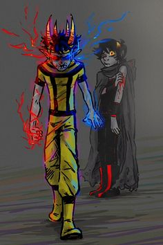 Psiionic and Signless ^how I walk away when I have accidentally slapped someone too hard and my anger is still raging
