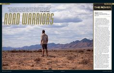 *SCAN* The Rover:  New Robert Pattinson interview with Total Film