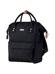 The BabaBing Mani gives you the best of both worlds - use it as a tote or backpack. The Mani Backpack has been designed not only to be multi-functional, but also unisex, allowing both parents to use the changing bag whenever and wherever whilst on the go! Changing Bag, Diaper Bag Backpack, Tote Bag, Baby Boutique, Baby Shop, Black Backpack, Change, Backpacks, Bags