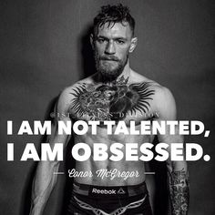 "Time for motivational quotes by 3rdcoastconditioning Repost from @1st_fitness_division ""There's no talent here this is hard work. This is an obsession. Talent does not exist we are all equals as human beings. You could be anyone if you put in the time. You will reach the top and that's that. I am not talented I am obsessed.""- UFC Featherweight Champion Conor McGregor. Hard work beats talent every time #1stfitdiv #gym #fitness #trainer #coach #sports #athlete #nutrition #gymmotivation…"