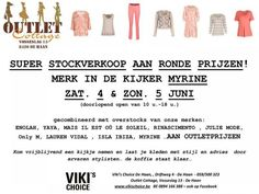 Stockverkoop Outlet Cottage -- De Haan -- 04/06-05/06