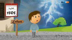 """Video """"Martin Luther im Schnelldurchlauf""""   LexiTV   ARD Mediathek"""