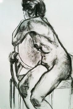 #lifedrawing #figure drawing #drawing #fineart #art