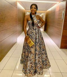 Wedding guest outfit african ankara styles 66 Ideas for 2019 African Maxi Dresses, African Fashion Ankara, Latest African Fashion Dresses, African Dresses For Women, African Print Fashion, African Attire, African Wear, African Women, Sexy Dresses
