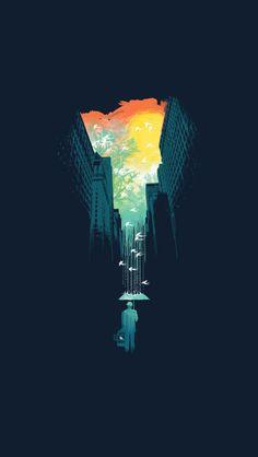 Rain Man iPhone 5 wallpaper
