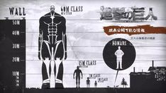 Image result for pics of titans from attack on titan