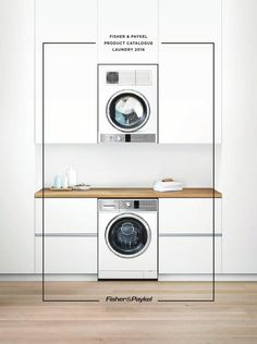 Fisher & Paykel New Zealand Product Catalogue Laundry 2016