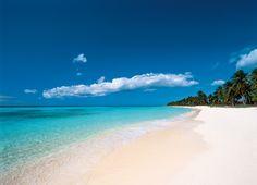 Voyage en République Dominicaine. Des lieux paradisiaques, mer chaude, eau bleue, sable fin...