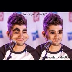This is possibly the best picture of Zayn Malik i've ever seen. lol