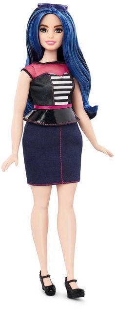 Barbie Fashionistas - Just like You. Explore Style with Fabulous Fashions!