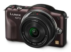 Panasonic Lumix DMC-GF3CT Kit 12.1 MP Digital Camera with 14mm Pancake Lens, Best Gadgets