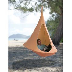 The Hanging Cocoon- umm, yes please!?