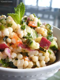 Couscous Quinoa, Couscous Recipes, Salad Bowls, Pasta Salad, My Best Recipe, I Am Awesome, Salads, Vegan Recipes, Good Food