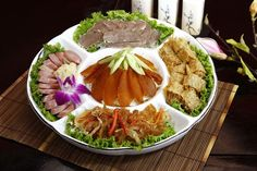 Tainan cuisine #Taiwan #food #platter