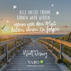 Wahre Worte vom großen Meister höchstpersönlich! ;-) #vabo_n #traume #motivation