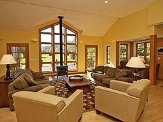 Rental Home 5 Bedrooms, sleeps 18 3 Bathrooms_$600 per night_Whidbey Island_Coupeville
