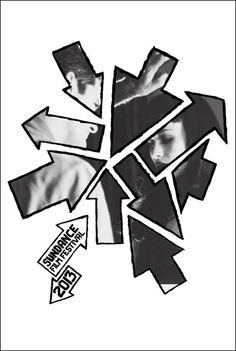 Festival poster. Paula Scher