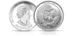 Skarbnica Narodowa moneta grizli