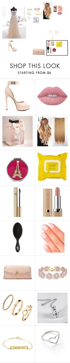 """""""Untitled #14"""" by ej0337005 ❤ liked on Polyvore featuring Givenchy, Lime Crime, Abercrombie & Fitch, Betsey Johnson, Sephora Collection, D&G, Marc Jacobs, Elegant Touch, Dolce&Gabbana and BaubleBar"""
