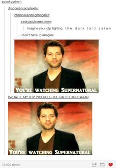 Supernatural. Always.