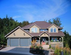 Timeless Lines - 6806AM | Northwest, Traditional, Photo Gallery, 2nd Floor Master Suite, CAD Available, Den-Office-Library-Study, PDF | Architectural Designs