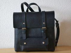 Leder-Rucksack von Amati3 auf Etsy