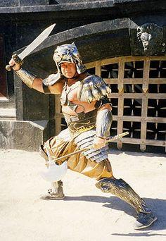 Tigris Russell Crowe Gladiator, Marshal Arts, Kino Film, Viking Warrior, Movie Props, Tabletop Games, Vikings, Battle, Hipster