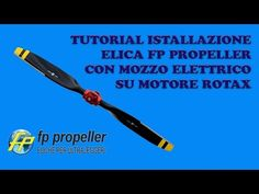 Installation of electrically driven propeller on Rotax engine - YouTube