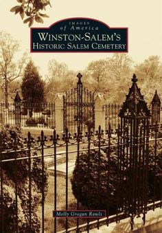 In the shadow of Winston-Salem's tall buildings and within hearing distance of highways and railroad yards, Salem Cemetery exudes calmness and serenity throughout its rolling landscape. The hills and