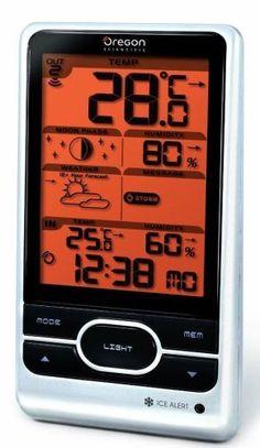 estación meteorológica Oregon