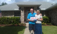Marv and Verna...very happy to be in their new home in Middleburg!  Thanks for working with me you guys....