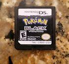 Pokemon: Black Version (Nintendo DS 2011)
