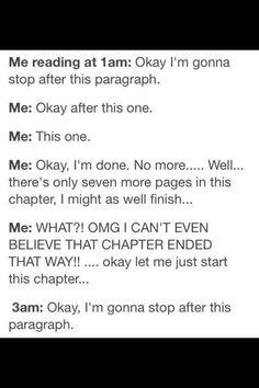 This happens to me quite often