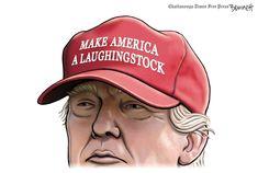 <b>Cartoons</b>: Ending 2015 with Donald <b>Trump</b> - San Jose Mercury News
